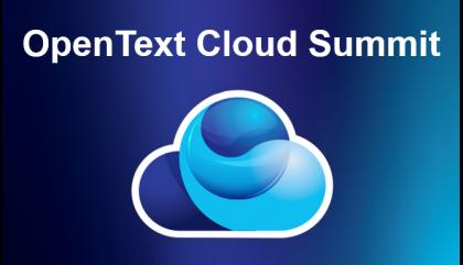 OpenText Cloud Summit